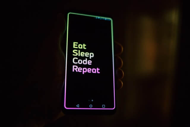 Can you learn to code on your phone?